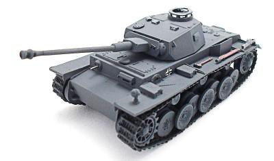 готовая модель танка VK3001 (H)