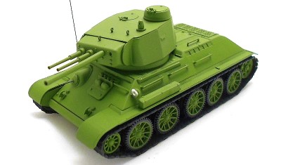 diecast tank T-34-3