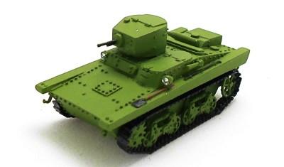 diecast tank T-37А