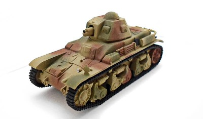 diecast tank Renault R35 (early)
