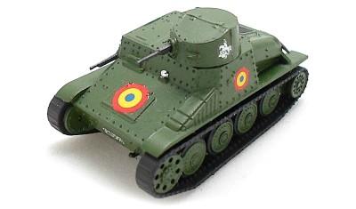 готовая модель танка Praga AH IV R