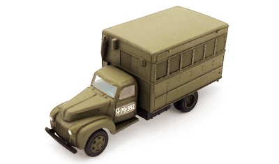 diecast truck M-14A Ford-6