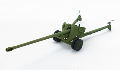 diecast gun 100mm BS-3