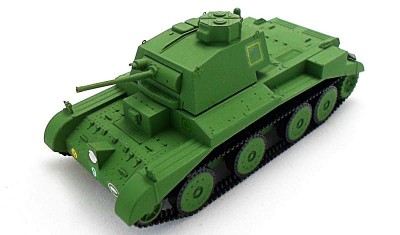 готовая модель танка A-13 Mk.III