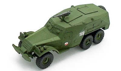 diecast military vehicle BTR-152K