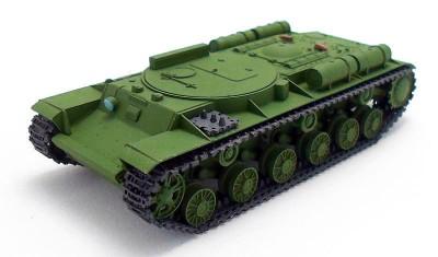 diecast tank KV-T