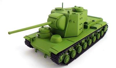 diecast tank KV-5