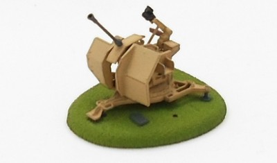 diecast gun 20mm Flak.38
