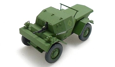 diecast military vehicle Daimler Dingo Mk.Ia