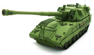 готовая модель AHS 'Krab'
