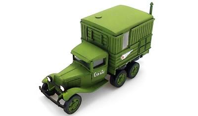 готовая модель грузовика РСБ-Ф