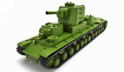 готовая модель танка Т-135