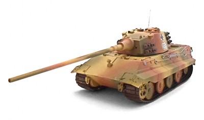 готовая модель танка E-75/88