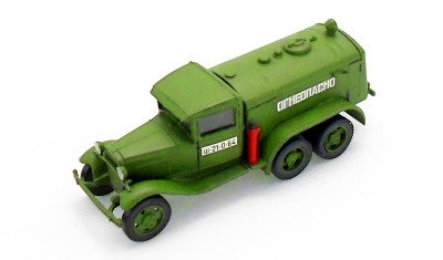 готовая модель грузовика БЗ-38