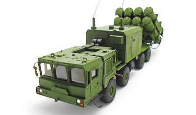 diecast military vehicle 3K60 Bal