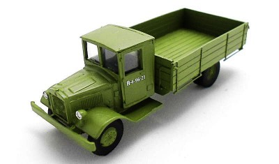 diecast truck YAG-6