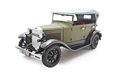 diecast car GAZ-A