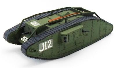 diecast tank Mk.4 Female
