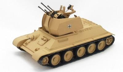 diecast tank Flakpanzer T-34