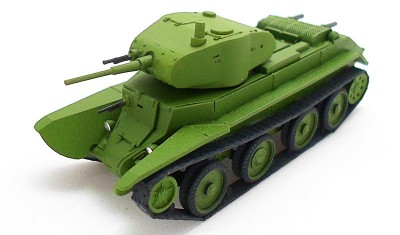 diecast tank BT-7 Pilot 2