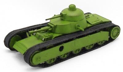 готовая модель танка TГ