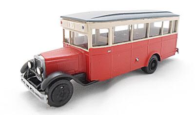 diecast bus ZIS-8