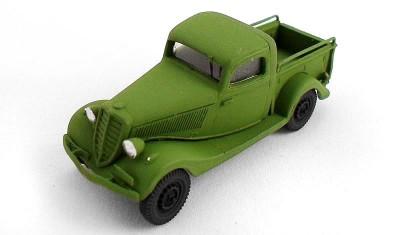 готовая модель автомобиля ГАЗ-М-415
