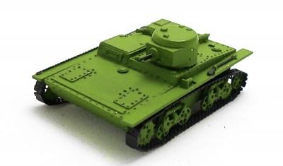 diecast tank T-38