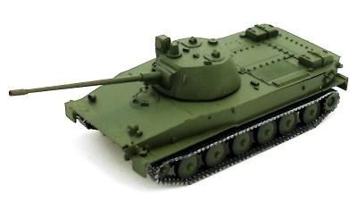 diecast tank PT-76/S-60