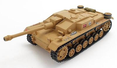 diecast tank Stug. III Ausf. F