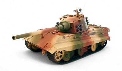 готовая модель танка E-50/105