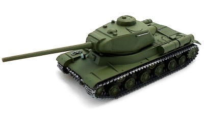 diecast tank IS-100 (obj. 248)