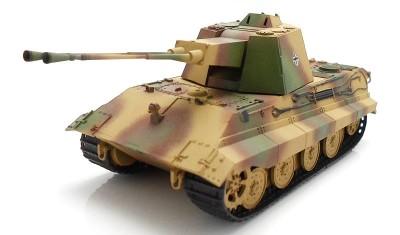 готовая модель танка E-75 Flakpanzer/FLAK-55