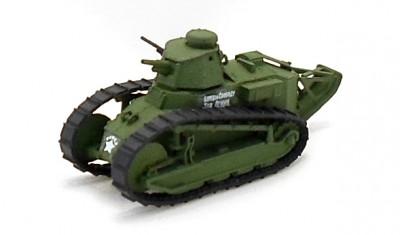 готовая модель танка Танк М