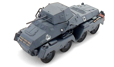 diecast military vehicle Sd.Kfz.231