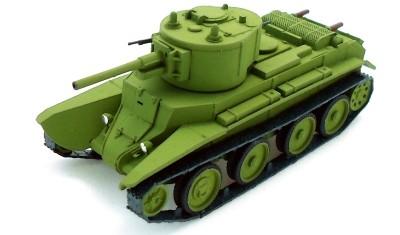 diecast tank BT-7А (F-32)