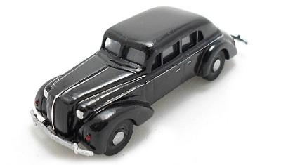 готовая модель автомобиля Opel Admiral