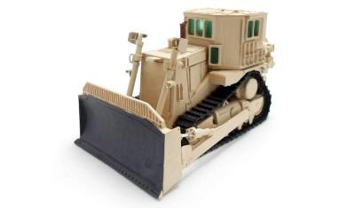 diecast military vehicle D-9R (USA)