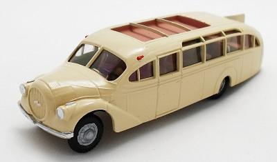 diecast bus Opel Aero Omnibus