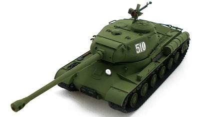 diecast tank IS-2M (1944)