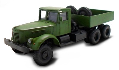 diecast truck YaAZ-210G
