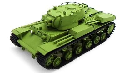diecast tank KV-1K