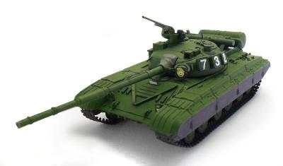 diecast tank T-64