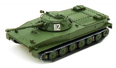 diecast tank PT-76B