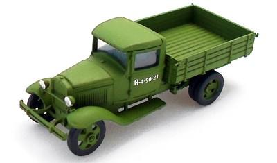 готовая модель грузовика ГАЗ-АА