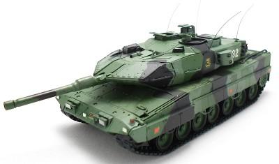 готовая модель танка Strdsvagn 122A/122BB