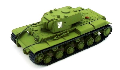 diecast tank KV-8