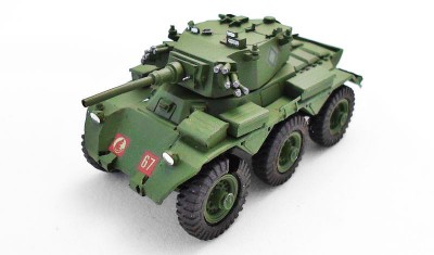 military vehicle FV601 Saladin