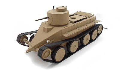 diecast tank Combat Car T1