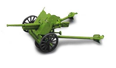 diecast gun 45mm 19-K (1932)